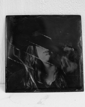 Wetplate Collodion on Acrylic