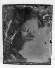 Wetplate Collodion on Aluminium